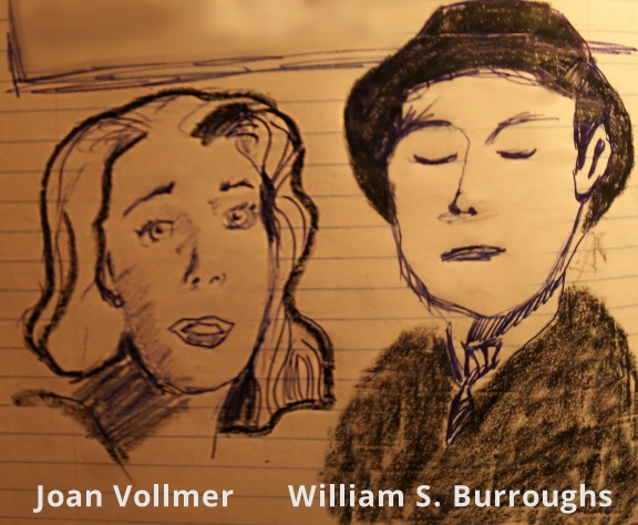 Billy and Joan - director's sketch